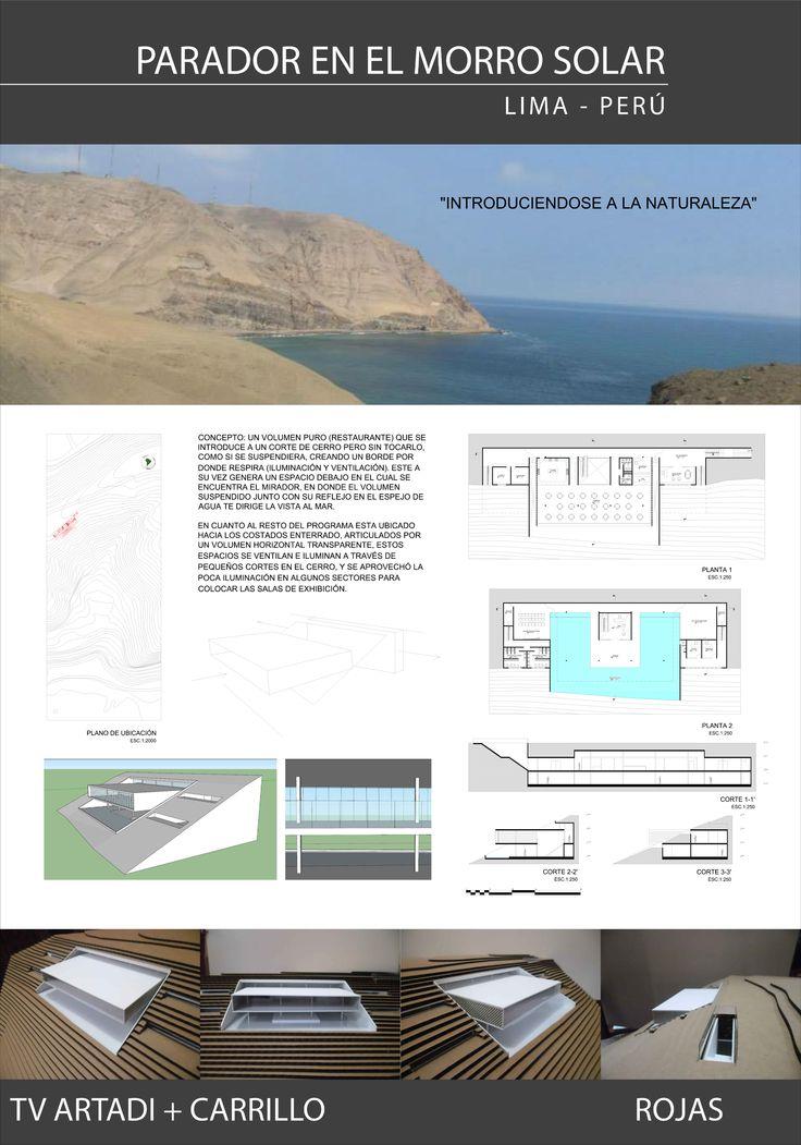 arquitectura morro solar