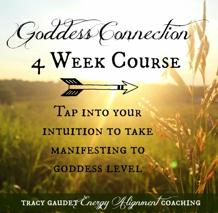 Your Goddess Connection Course. Develop your intuition, supercharge your manifesting