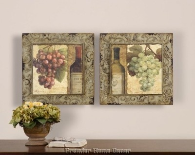 Wine And Grapes Tuscan Pinterest Wine Kitchens And Wine Decor
