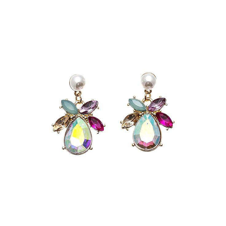diva collection of petroleum #earings #studs #Fashion #trend #Accessories  #purple #silver #petrolium #green #bright #beauty #shop #autumn #winter #woman #fashionwoman  #blue #NEW #party #accessoriseforenenig