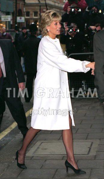 | Princess Diana Diana Versace Coat