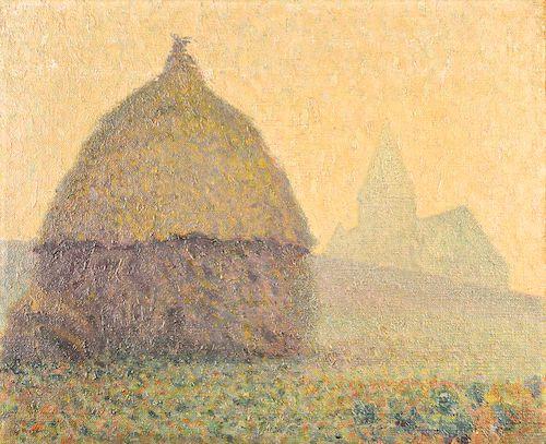 Samuel Mutzner - Căpiță la Giverny