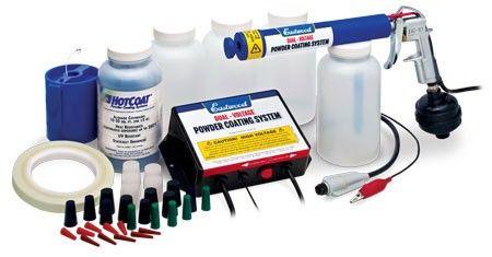Dual Voltage Powder Gun Starter Kit