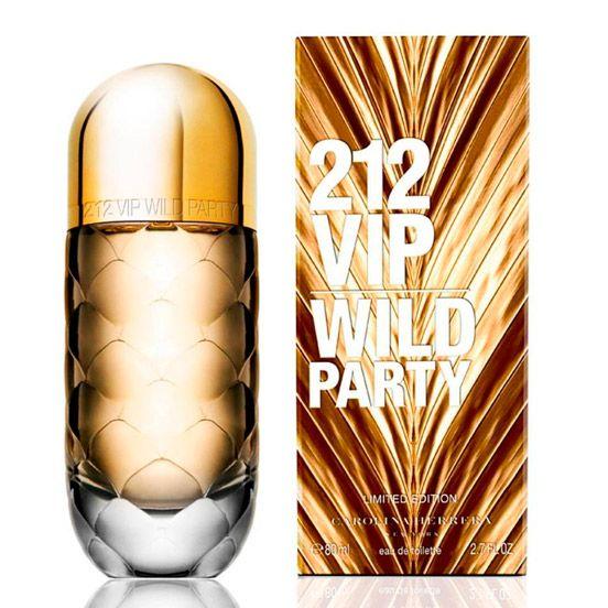 Купить Carolina Herrera 212 VIP Wild Party за 2305 руб #CarolinaHerrera #духи #парфюм #парфюмерия Зажигательные танцы, пьянящие коктейли, ослепляющий фейерверк и обворожительный незнакомец - обязательные составляющие безумной вечеринки. Если классическая версия 212 VIP была посвящена зак