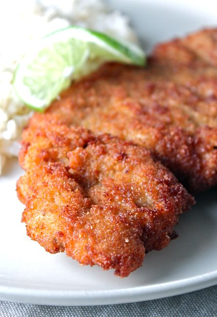 How to make: Bistec empanizado (Latin style chicken fried steak) food NBC Latino News