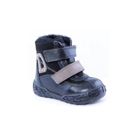 Dandino Полусапожки  для мальчика Dandino  — 1935р. ------------ Полусапожки  для мальчика от известного российского бренда  Dandino  Универсальные черные полусапожки помогут детской стопе формироваться правильно. Компания Dandino использует при производстве своей ортопедической обуви подтвержденные технологии и качественные материалы.  Натуральная телячья кожа, которая применяется для изготовления ботинок и сапожек позволяет обеспечить комфорт и предотвратить натирание. Изделия легко…