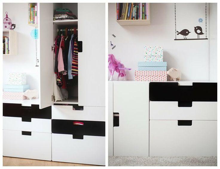 les 101 meilleures images du tableau ikea stuva sur pinterest chambre enfant chambre filles. Black Bedroom Furniture Sets. Home Design Ideas