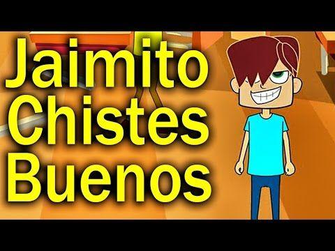 El mejor chiste de Jaimito en la escuela - Chistes de la maestra - Videos de Chistes - YouTube