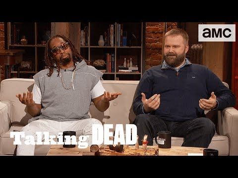 "Which Characters Would Lil Jon Get Crunk With?' Fan Questions Ep. 804 ""Some Guy"" -- Lil Jon (Turn Down For What and guest TWD fan) and Walking Dead creator Robert Kirkman answer fan questions. What apocalyptic pet would you have? Which characters would Lil Jon get crunk with? #TalkingDead #TWD #TheWalkingDead 