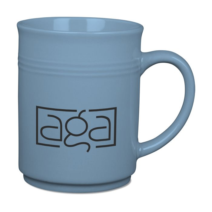 Baristi Ceramic Mug - 12 oz. (Item No. 136700) from only $2.49 ready to be imprinted by 4imprint Promotional Products