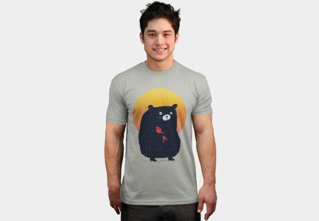Summer Bear T-Shirt - Design By Humans