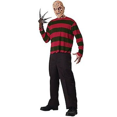 Rubies Costumes 126773 Freddy Krueger Kit Adult. Free Shipping