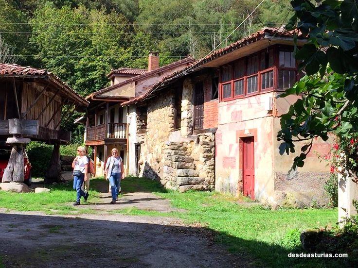 La localidad de Espinaréu, en el concejo de Piloña, es todo un tesoro vivo de otros tiempos. Podemos encontrar 26 hórreos y paneras. https://www.desdeasturias.com/un-alto-en-el-camino/ https://www.desdeasturias.com/asturias/que-ver-y-que-hacer/que-ver/