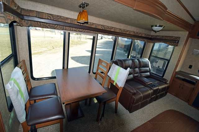 2015 New Forest River Sandpiper 355RE Fifth Wheel in Ohio OH.Recreational Vehicle, rv, 2015 Forest River Sandpiper 355RE, RVWholeslaers' Price is well below $42815 price show here, this is the minimum advertising price (MAP) RV Dealers are allowed to show on the internet. We apologize for the inconvenience but the manufacturers' policy allows RV Dealers to gouge unsuspecting customer. Feel free to call 1-877-877-4494 for our actual selling price. 2015 Forest River Sandpiper 355RE Fifth Wheel…