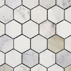 Calacatta Marble Mosaics - Products - Surface Gallery