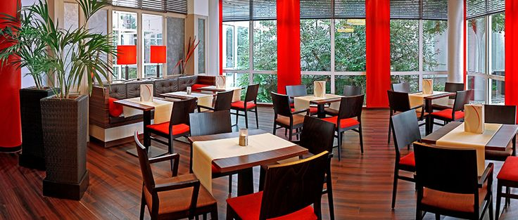 Restaurant | H+ Hotel Leipzig-Halle