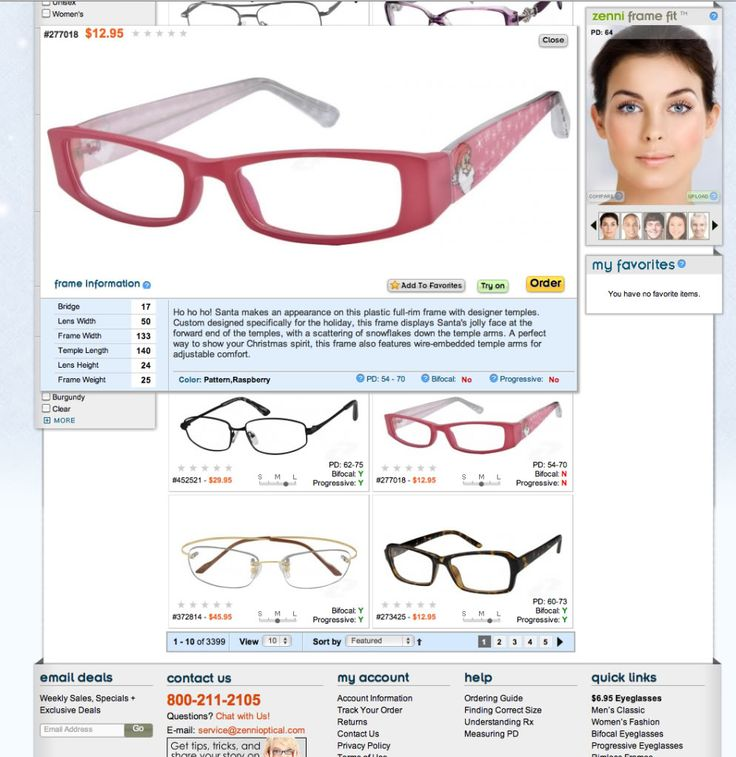 Mail order cheap glasses
