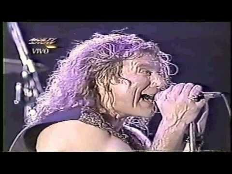 Robert Plant - Hollywood Rock - Praça da Apoteose - RJ - Brazil -1994.01.22 - Full Concert. - YouTube