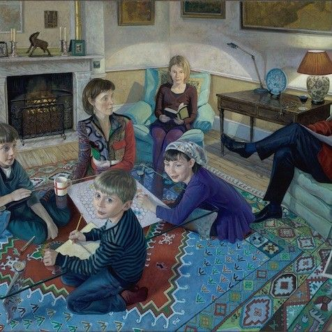 Toby Wiggins 'Hayes Family'
