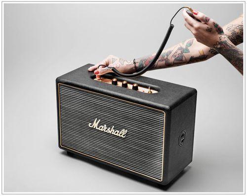 Marshall iPhone Amplifier