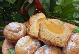 Broskvové (meruňkové) muffiny
