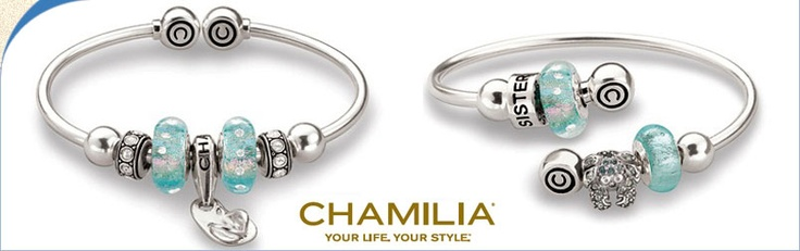 Chamilia Jewelry from #CurrentsCapeCod. You can buy online, or at their store on 47 Main Street, West Dennis!