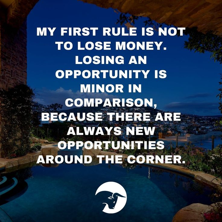 Opportunities will never run out but money is a finite resource. If you lose money this can be irreversible. Miss an opportunity? Another one will be right around the corner. Trade smart and consider your risks wisely. ------------------------------------------------------------------- #stocktrading #stocks #trading #money #makingmoney #opportunity #quote #trading #stocktrading #stocks #success #motivational #car #luxury #power #ambition #quoteoftheday #wordsofwisdom #motivation #life…