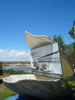 The Big Oyster Ceduna • South Australia • aussie big things Australia