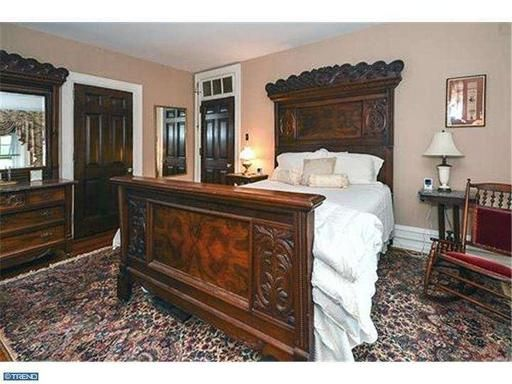 Beautiful Dutch Bedrooms Intricate Trim Woodwork And Design 1511 Susquehanna Road Rydal
