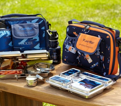 Planet Lunch Boxes From Pottery Barn Kids Won T Need