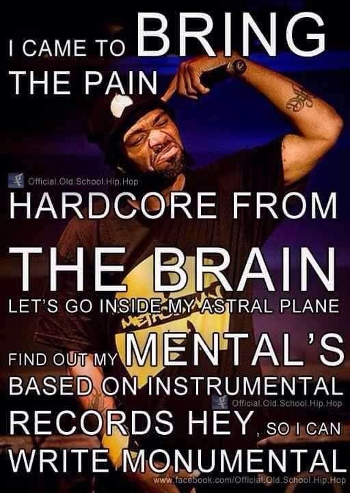 #HipHop Method Man