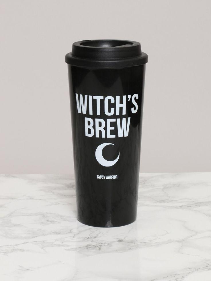 Witch's Brew Travel Mug - Gypsy Warrior
