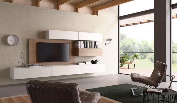 Preferisci il marrone per il tuo soggiorno? Scegli mobili soggiorno da Chateau D'Ax in rovere e frassinato. Vieni nei nostri negozi adesso!