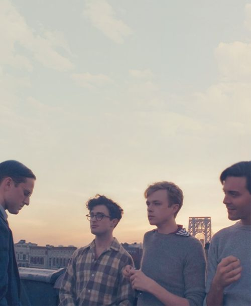 DONE: OCTOBER 18: Kill Your Darlings is released
