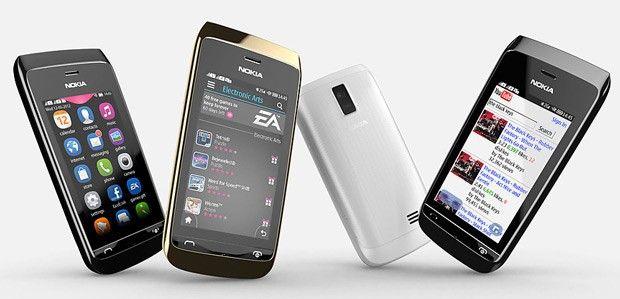 Nokia announces Asha 310, offers dual SIM and WiFi for a Benjamin