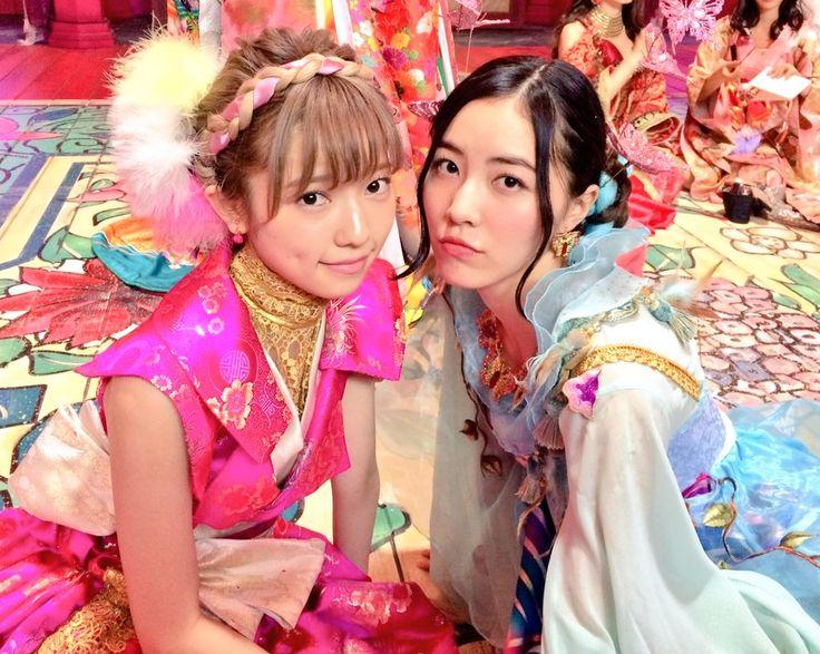 AKB48 43rd Single : Kimi wa Melody - Matsui Jurina, Shimazaki Haruka