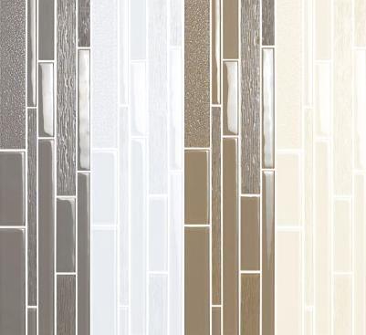 Canterra series 5.5x27.5 random strip glass #bellavita