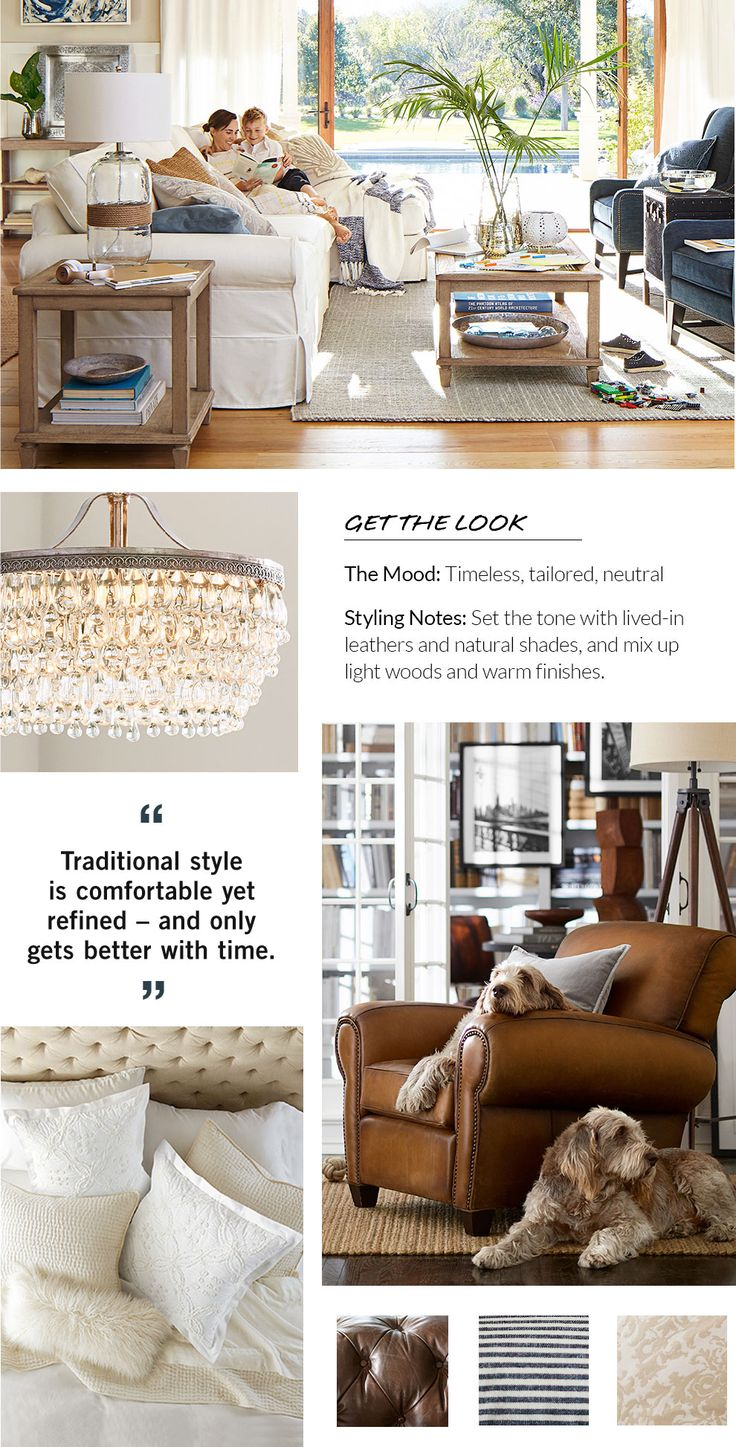 55 best Classic American-Pottery Barn images on Pinterest | Pottery ...