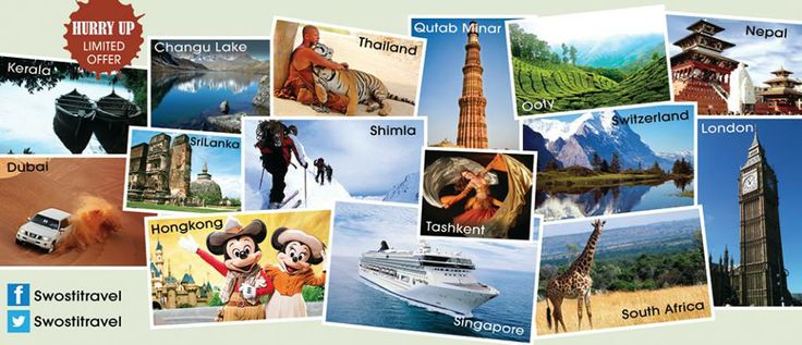 Best Domestic International Tour And Travel Services Images - Vacation tour and travel