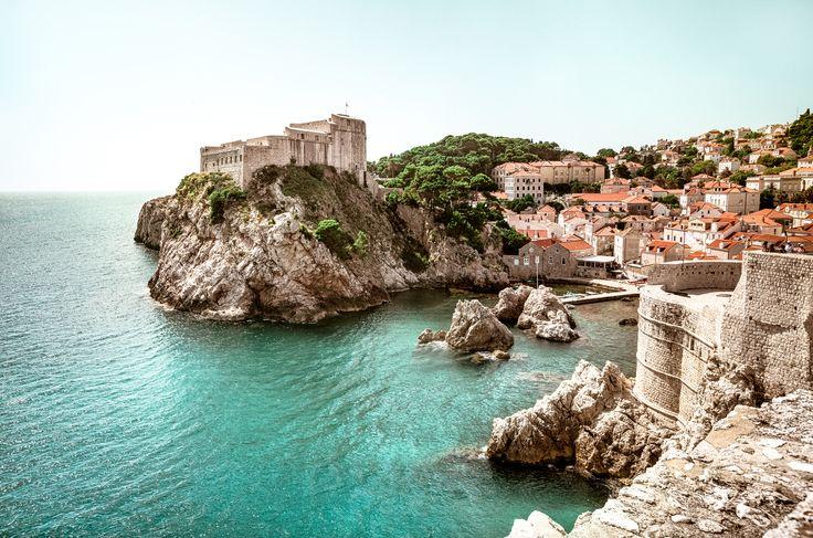 Citytrip Dubrovnik Kroatie