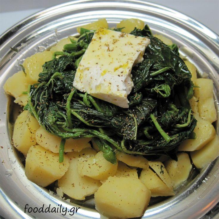 Βλίτα σαλάτα- Vlita ,greek greens