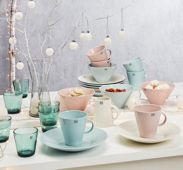 Kodin1, Elämäni koti, Tea-Mariia Pyykönen suosittelee, Arabia KoKo -astiat