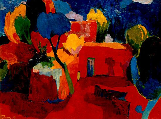 Jajour, 1960. Minas Avetisyan.