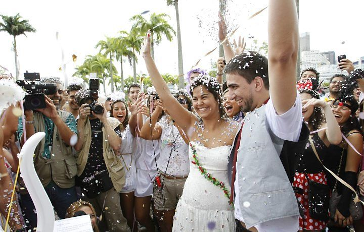 Casamento no Carnaval- Casamento em Gramado
