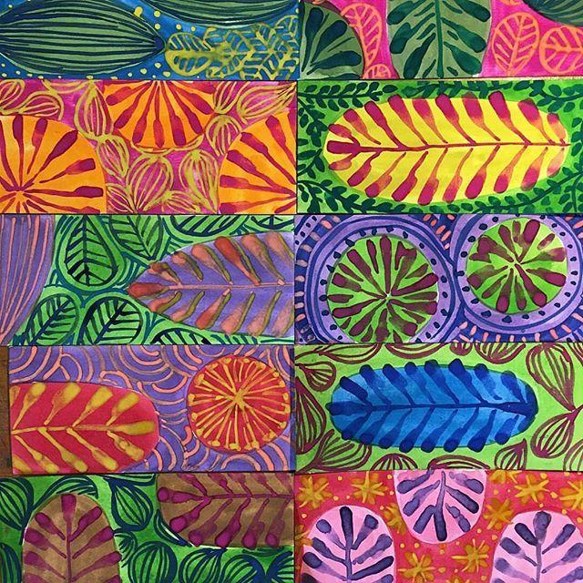 "Que SHOW!!! 👏👏👏 De @eleonorahoshino "" Mind detox - projeto TAGS - reciclando papel de descarte do SemParar #pintura #cores #colagem #painel #reciclagem #arte #design #decoracao #texturas #entrelinhas #paintings #colors #collage #wallart #walldecor #homedecor #decor #textures #patterns #minddetox #betweenlines #eleonorahoshino """