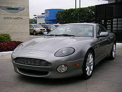 1993–2003 Aston Martin DB7/Vantage