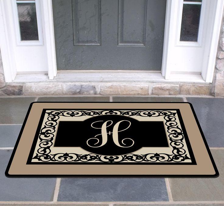 Best 25+ Front door mats ideas on Pinterest | Door mats ...