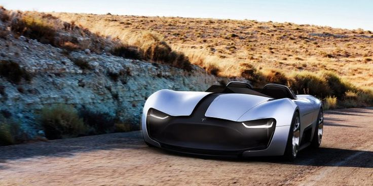 Какой будет новая Tesla Roadster
