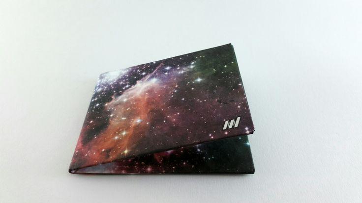 New Universe slim wallet