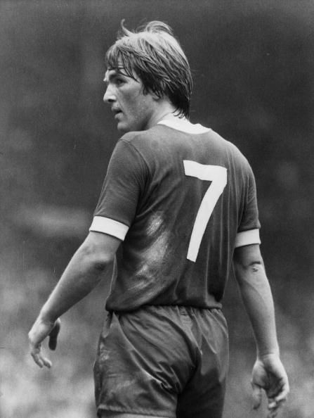 Kenny's back: The iconic image: Liverpool Fc, Liverpool Football, Football Club, King Kenny, Liverpool F C, Liverpoolfc, Kenny Dalglish, Beauty Games, Sports Legends